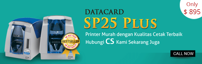 Promo Datacard SP25 Plus
