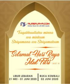 Ramadhan 2019 Aurea Jaya